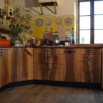keuken kleine huisje